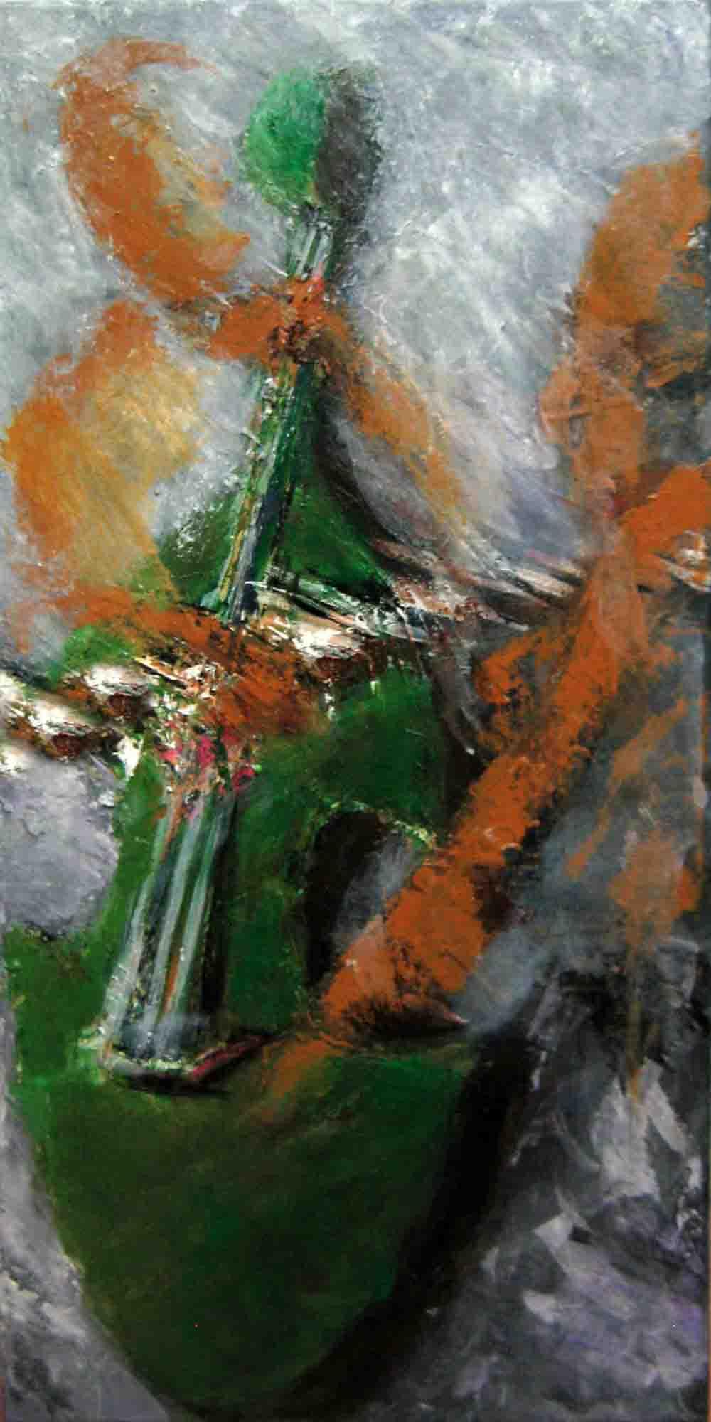 Jazz Pentaptych - right