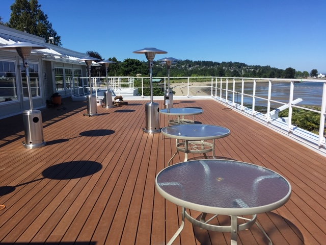 PatioWaterproofing and Decking - Royal Vancouver Yacht Club Vancouver, BC