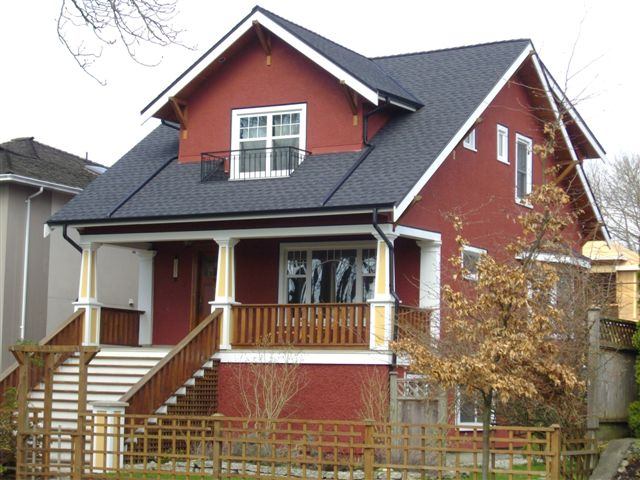 Asphalt Shingle Roof Replacement - Fiberglass Laminated Architectural Shingles