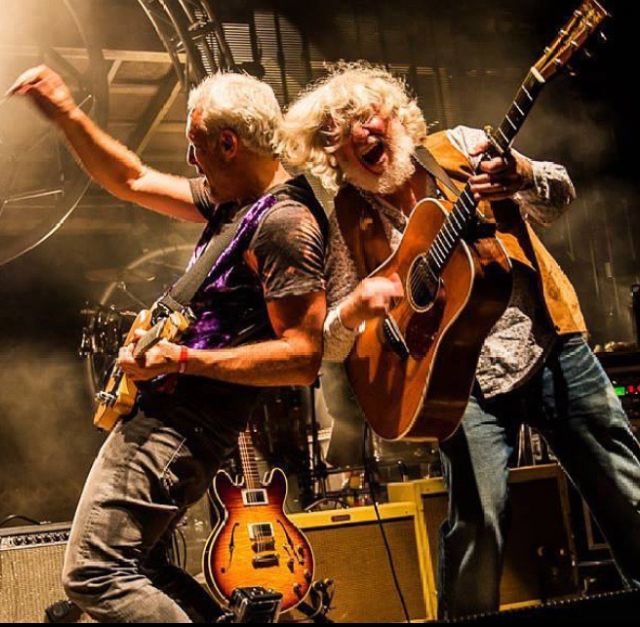 String Cheese Incident with Jeff Pevar at Horning's Hideout