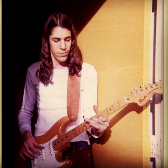 Jeff's First Stratocaster 1972