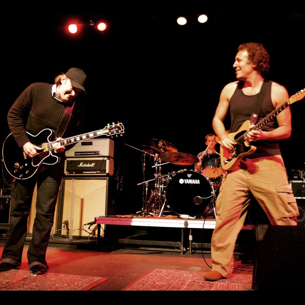 Sitting in w/ Joe Bonnamassa @ Rogue Theatre 2007