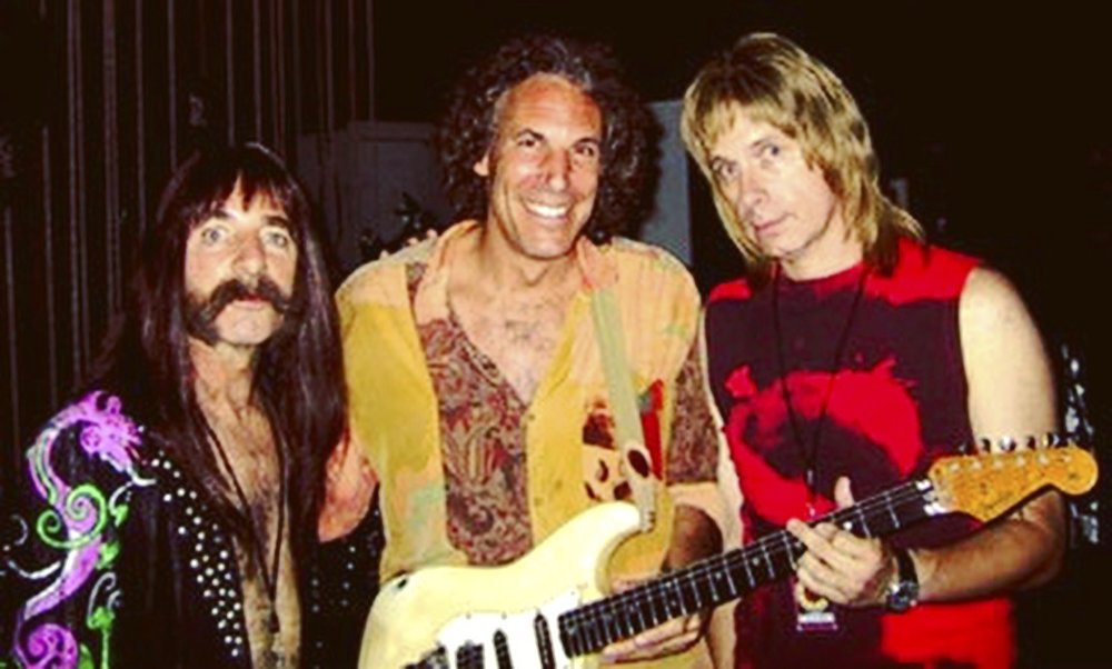 JP w/ Spinal Tap - Harry Shearer & Christopher Guest
