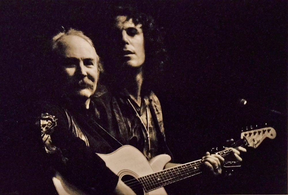 Croz & JP '99 - Photo Tim Owen