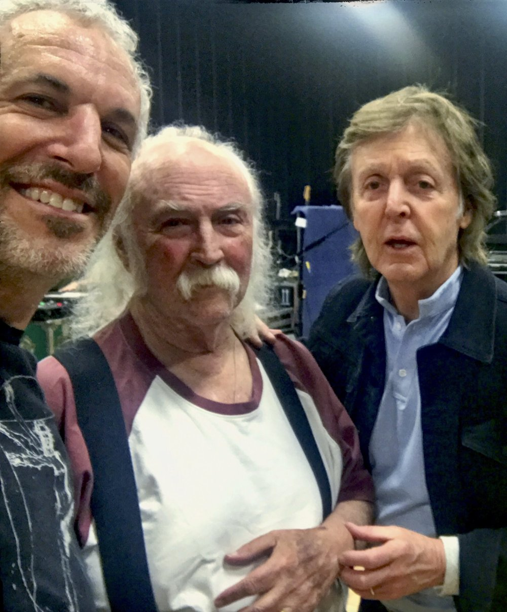 JP, Croz & Paul MaCartney