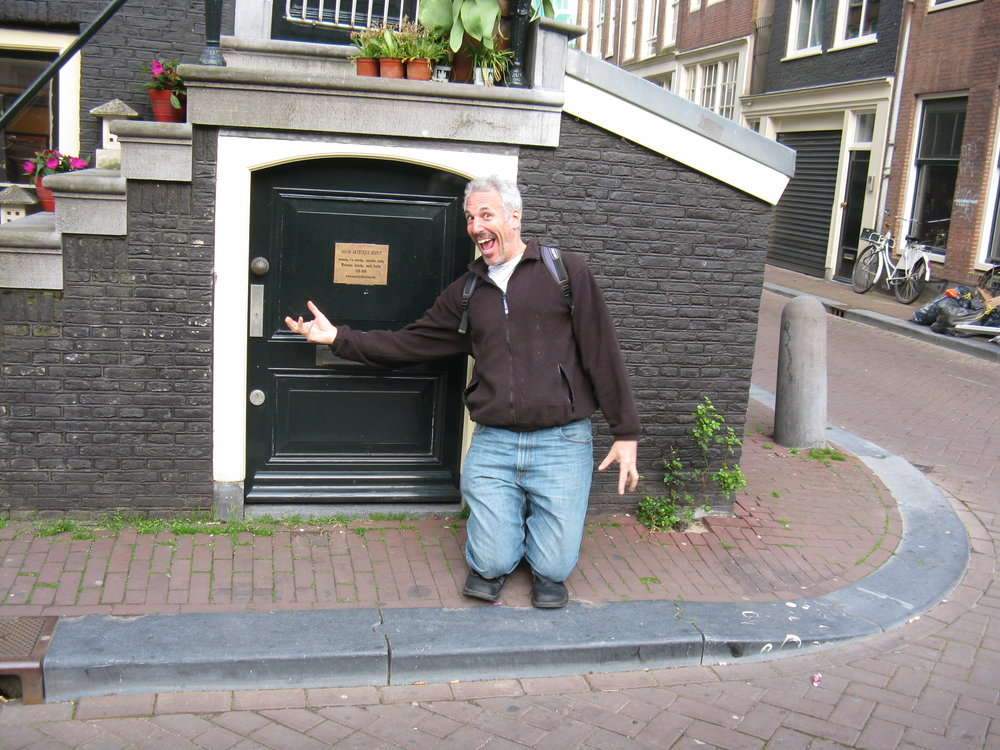 Getting Down in Amsterdam