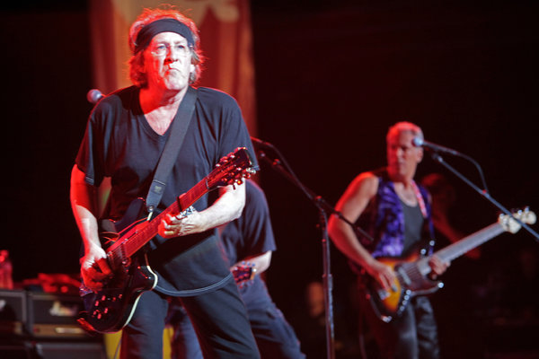 w/ Paul Kantner Jefferson Starship Tour