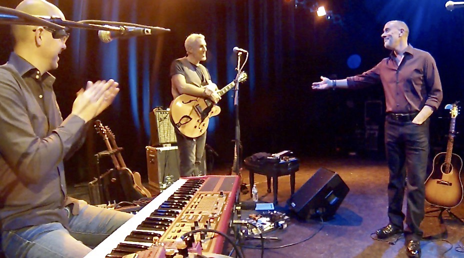 Trio Tour With Marc Cohn & Glenn Patcha 2015