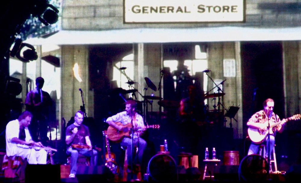 Sitting in w/ Loggins & Messina 2005