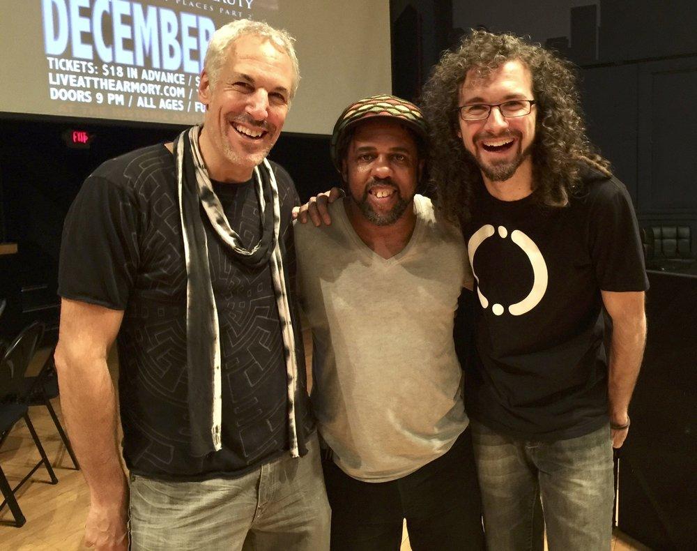 JP, Victor Wooten & Cornflower @ Ashland Armory
