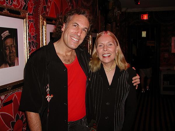 JP & Joni Mitchell 2002