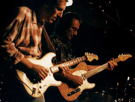 Jeff Pevar & Jim Messina