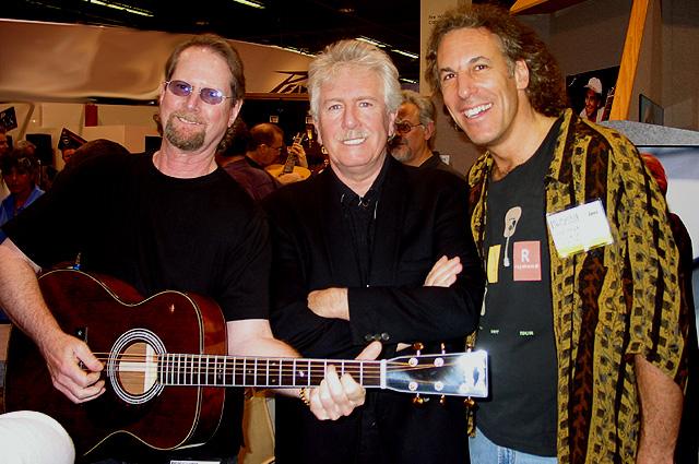 Roger McGuinn, Graham Nash & JP