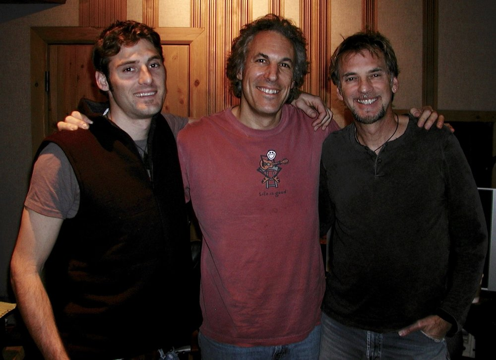 Crosby Loggins, JP & Kenny Loggins 2002