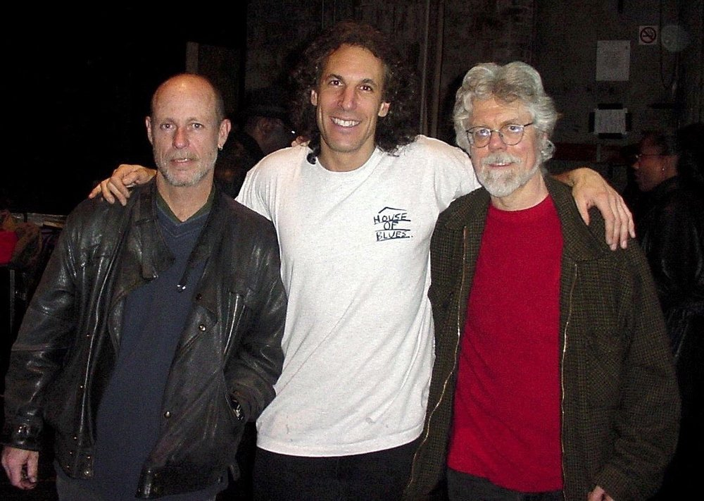 Paul Barerre, JP & Fred Tackett