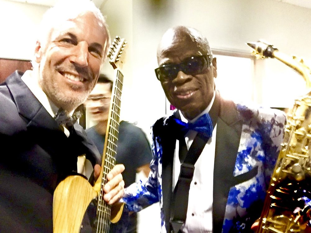 Hollywood Bowl w/ Maceo Parker