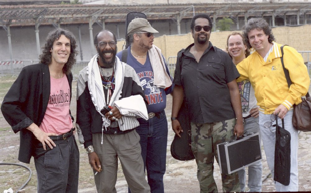 w/ Richie Havens Band