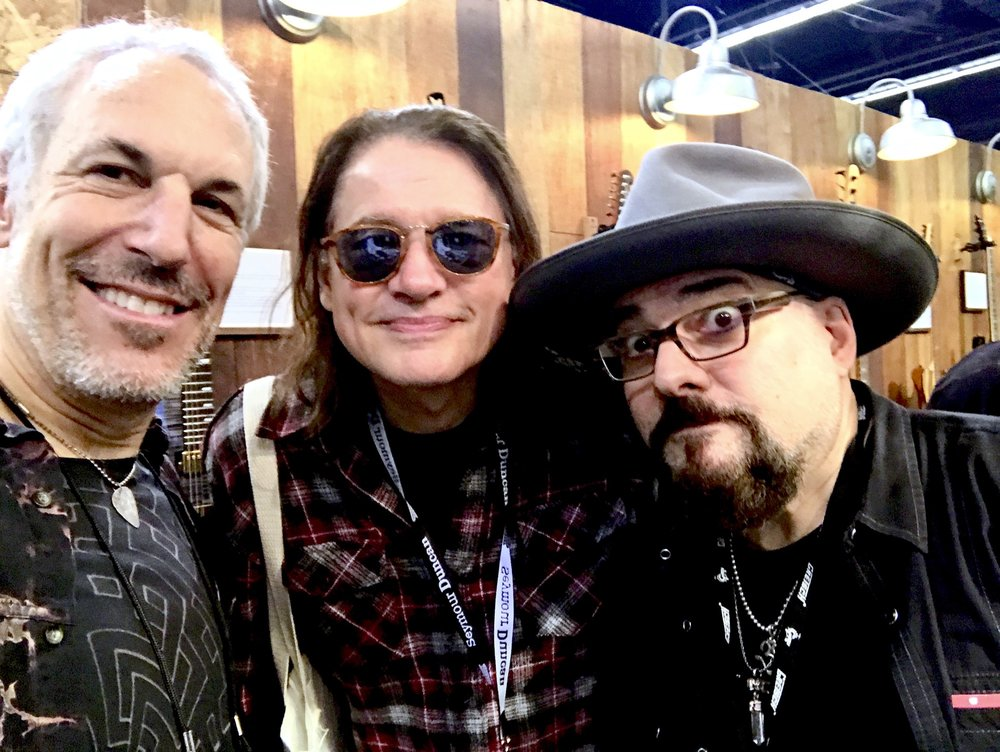 w/ Robben Ford & Jimmy Vivino