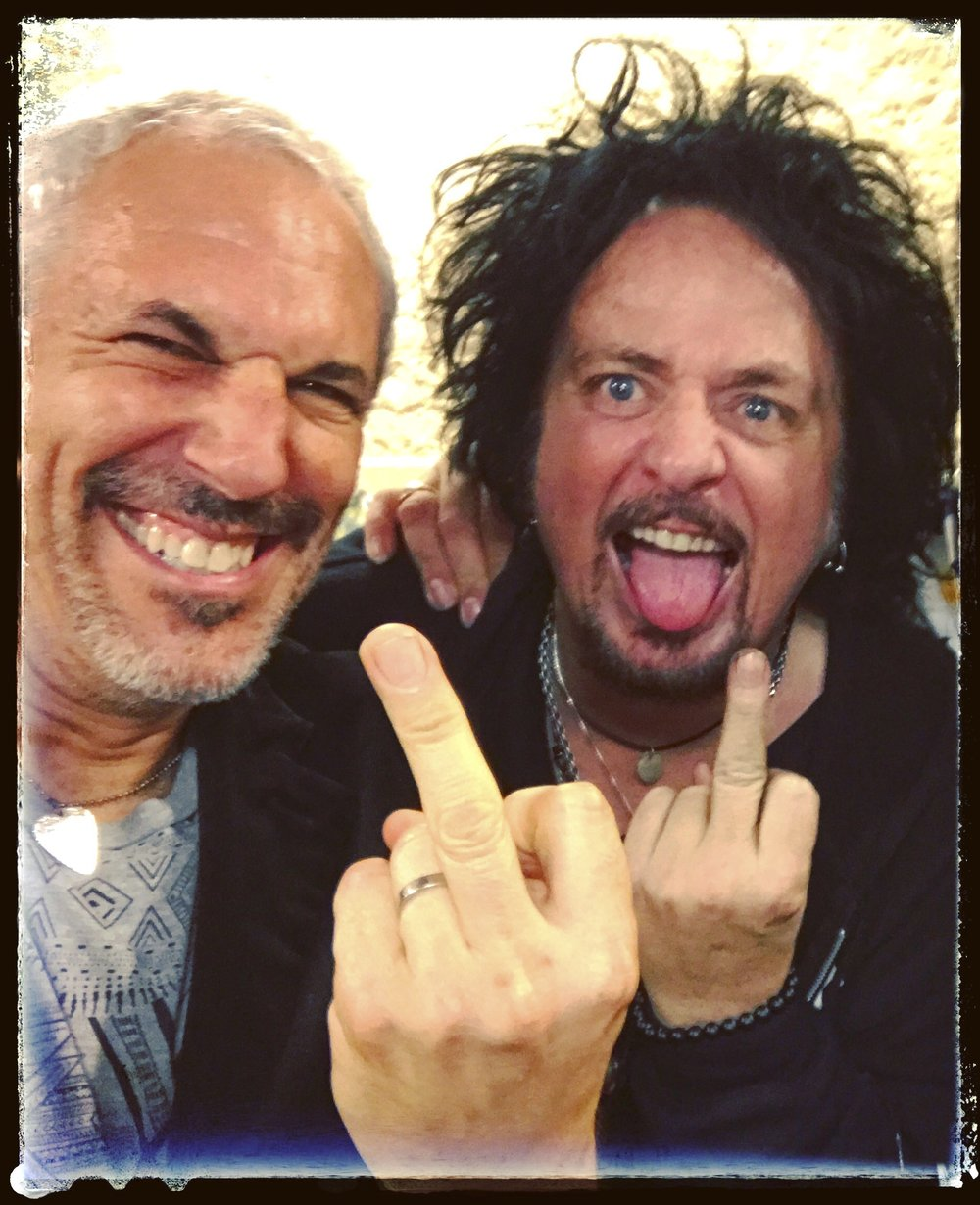 Steve Lukather's pic for Crosby