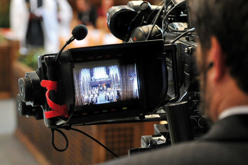 Our Skills - We offer a full range of video production skills and training