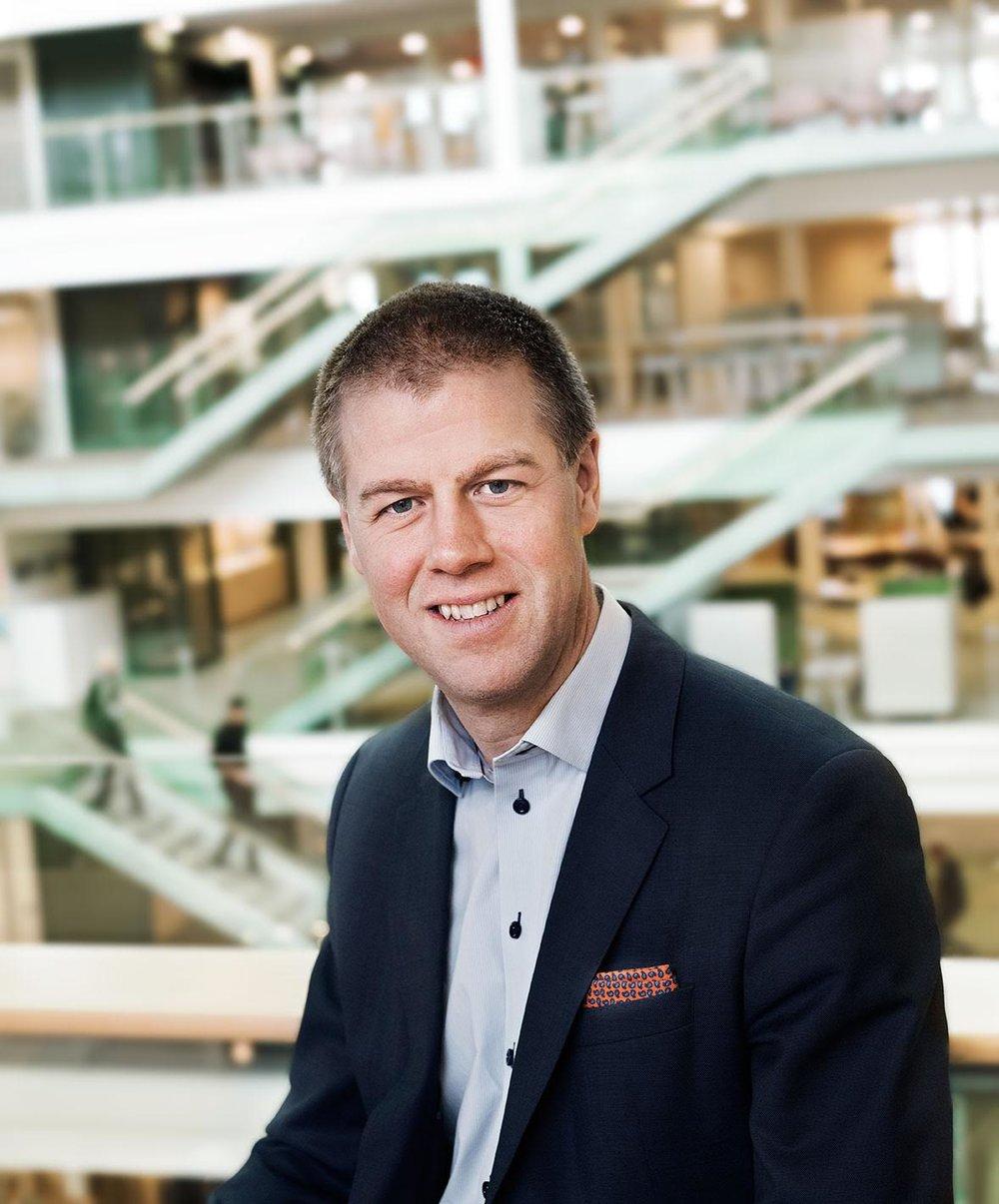 Magnus Johansson, CEO Coop Sverige