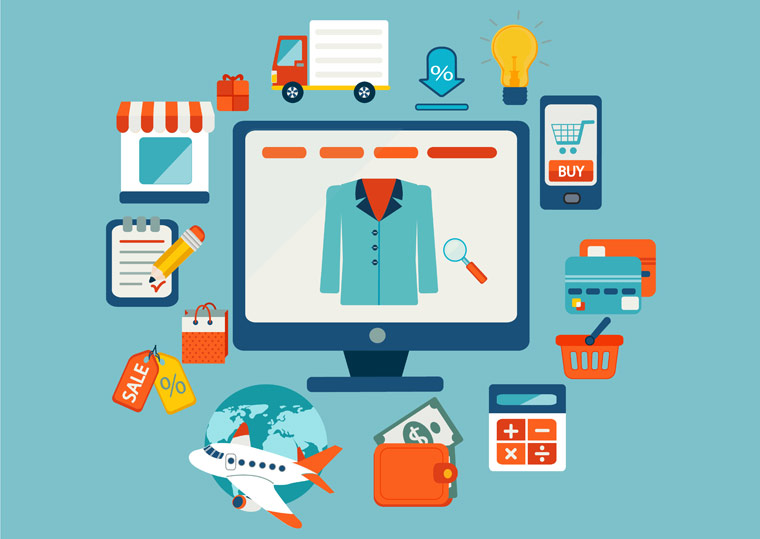 E-COMMERCE - *Our Team follows the Three S's of E-commerce which are the Storage Space, Safety protocols, and Site Design to ensure the satisfaction of our customers.*We offers wide range of selection sale not only limited to products but also SERVICES.