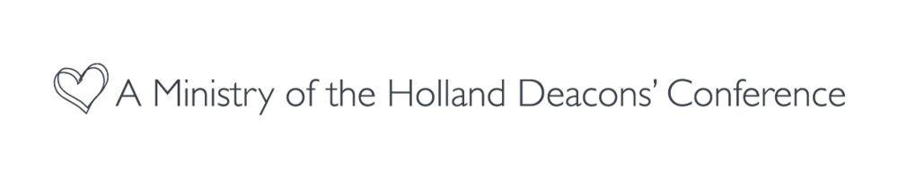 Holland Deacons' Conference