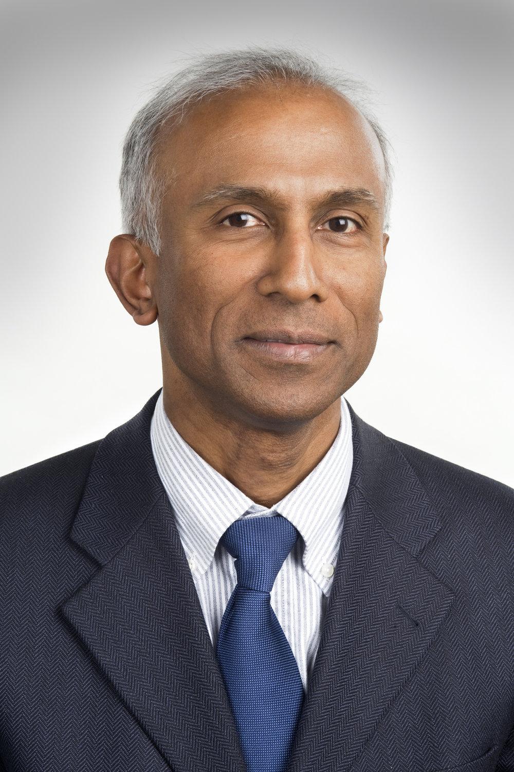Suresh Senan - RT and chemotherapy