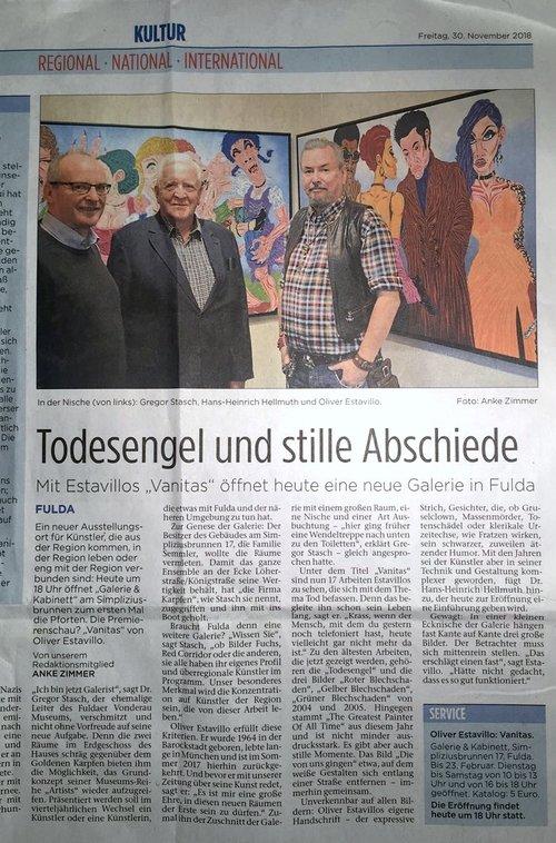 Fuldaer Zeitung vom 30.11.2018