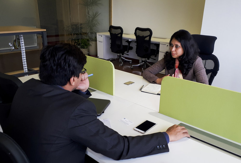 """With Legal and Finance Clinic, on February 13, 2019, we got some of the renowned accounts and corporate law experts to help our onboard startups for Acceleration Program, Powered by Numa, to set themselves right in terms of administrative formalities, and build a guided map for their future legal and financial decisions. Lawyers Loveleen Gupta from LGA India, Sarika Raichur from Kochhar & Co., Sujoy Bhatia from J. Sagar Associates, and Charted Accountants Prashant Narang from Numbers Consulting and Himanshu Kumar from Himanshu Kumar & Associates mentored the startups for this session.  Spelling out her thoughts on the occasion, our CEO, Divvya Guptaa, expressed that """"We are dedicating all our energies to ensure that the startups learn from the very best names with the Acceleration Program. We are aiming at building their foundations so that tomorrow they are self-reliant in terms of entrepreneurship expertise, and hope that today's Legal and Finance Clinic was productive in imparting the right administrative knowledge to the teams.""""  Here take a look at some of the highlights from Legal & Finance Clinic."""