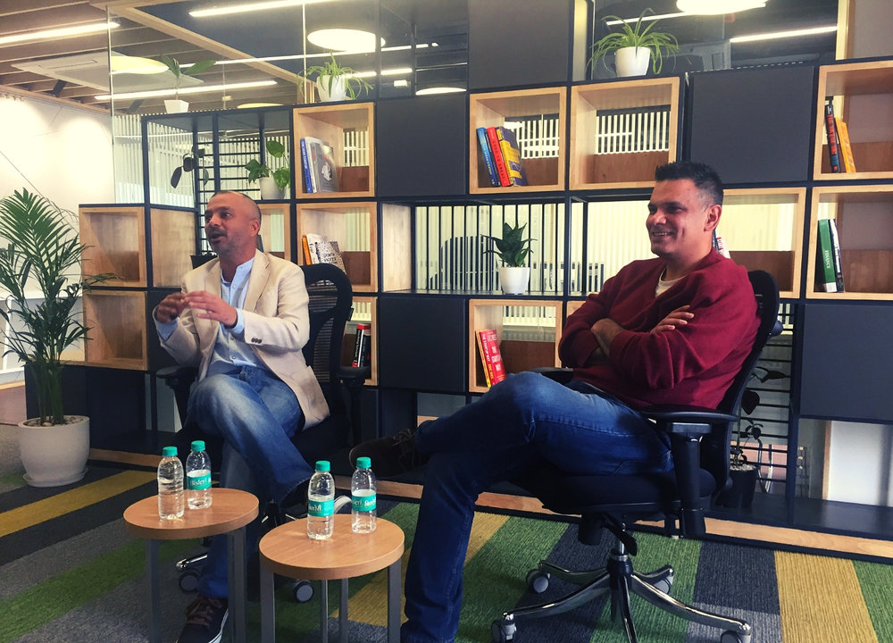 """On February 15, 2019, Mayank Bhatnagar and Harsh Gahlaut, cofounders of FinEdge, a Fin-Tech enterprise, joined us on the floor to share the first-hand account of their entrepreneurial journey with the startups who are onboard with us for the Acceleration Program (Powered by Numa). The entrepreneurs gave insight into the challenges they faced on their journey and how they deciphered their way out of those. The idea of this session was to help our startups to foster entrepreneurial mindset, taking examples from successful businessmen who have seen all sides of the story.  Summing up the session, Divvya Guptaa, CEO - UIncept, articulated """"With  Founders Story  we want our startups to understand the ground reality of running a business. When you are on the field, you can't just go by the book. Every challenge on the way tests your mettle and your ability to improvise and innovate, and we thought with these sessions, the startups will gauge how established individuals have performed on the field, and how they conquer every obstacle they face to claim their success. I thank Mayank and Harsh for sharing their very insightful story, and hope that our teams had a great takeaway from it.""""     About FinEdge   Cofounded by Mayank Bhatnagar and Harsh Gahlaut, in 2011, FinEdge aims at enabling wealth creation for their clients through quality and conflict free financial planning advice. They use technology to reach across demographics and geographies, provide a convenient, low cost - high quality, process driven, goal oriented, financial planning led wealth creation platform."""