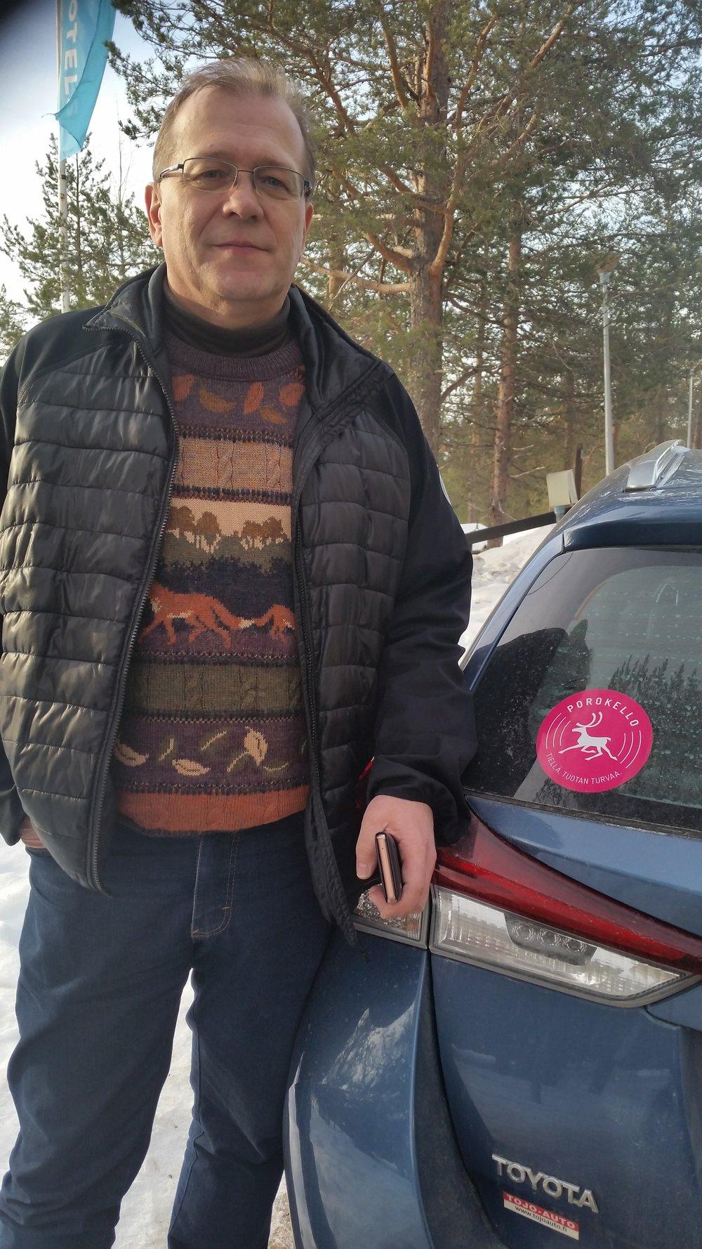 Matti Särkelä - Member of Porokello steering group