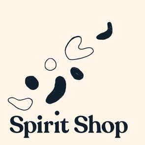 Spirit Shop   social media consultation   design by    Becki Kozel