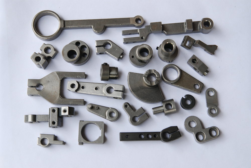 PM BRACKETS, LEVERS, PLATES and BUSHINGS