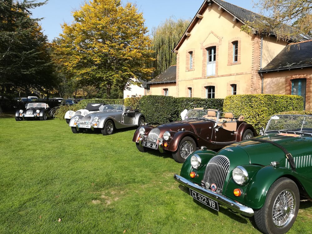 Classic Cars - Anjou Golf & Country Club 9