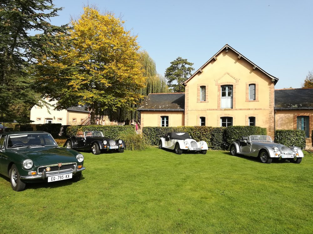 Classic Cars - Anjou Golf & Country Club 2