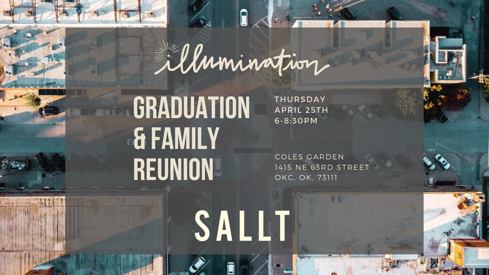 RSVP for Illumination - We can't wait to celebrate with you!