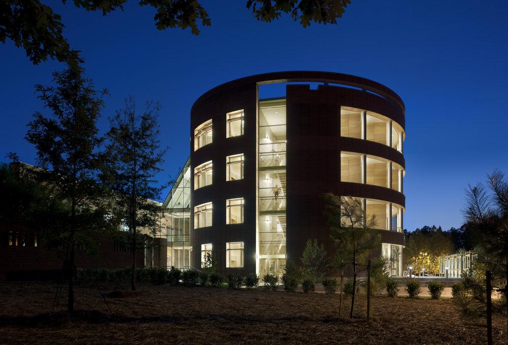 North Carolina Biotechnology Center photo