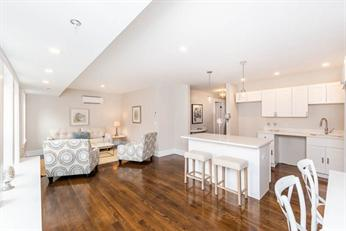 Charlestown, MA - Charlestown Gem! Recently sold beautifully redone one bed, one bathroom unit with gleaming hardwood floors, tremendous amount of natural light, quartz counter tops, and private outdoor patio space!
