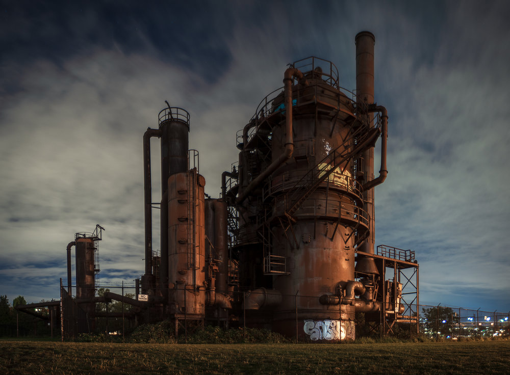 Refineries -