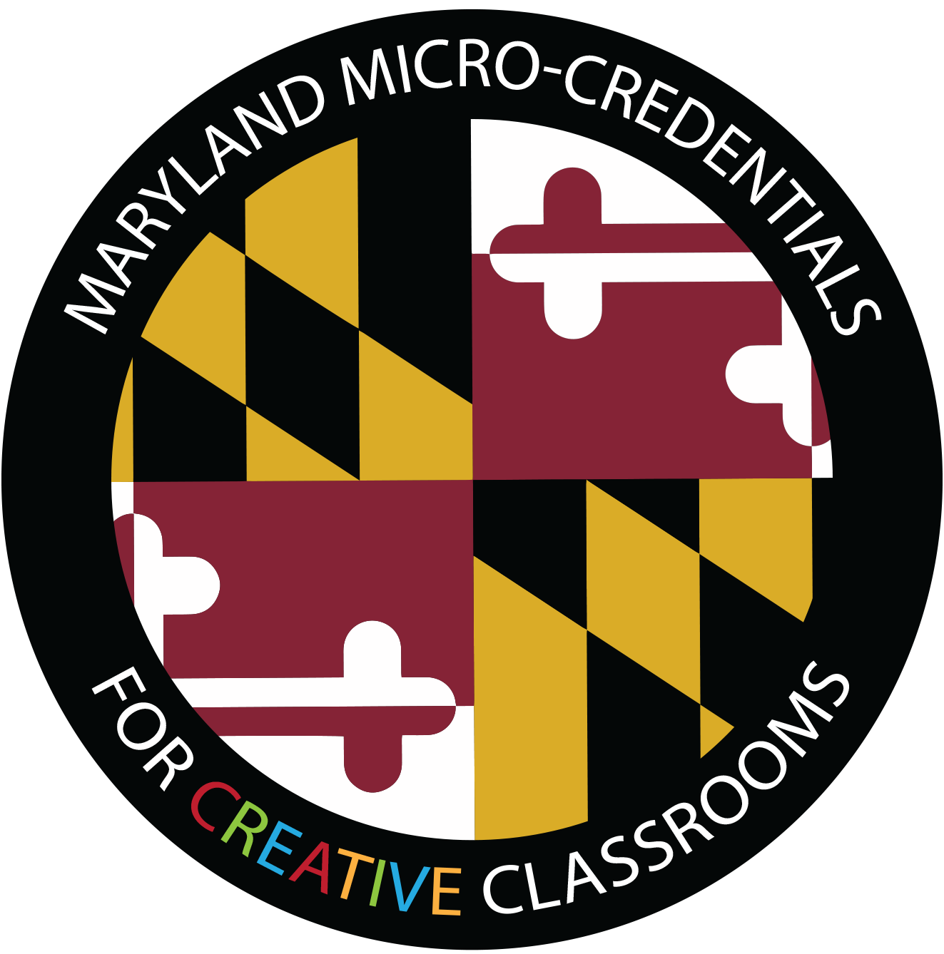 Maryland Micro-Credentials for Creative Classrooms