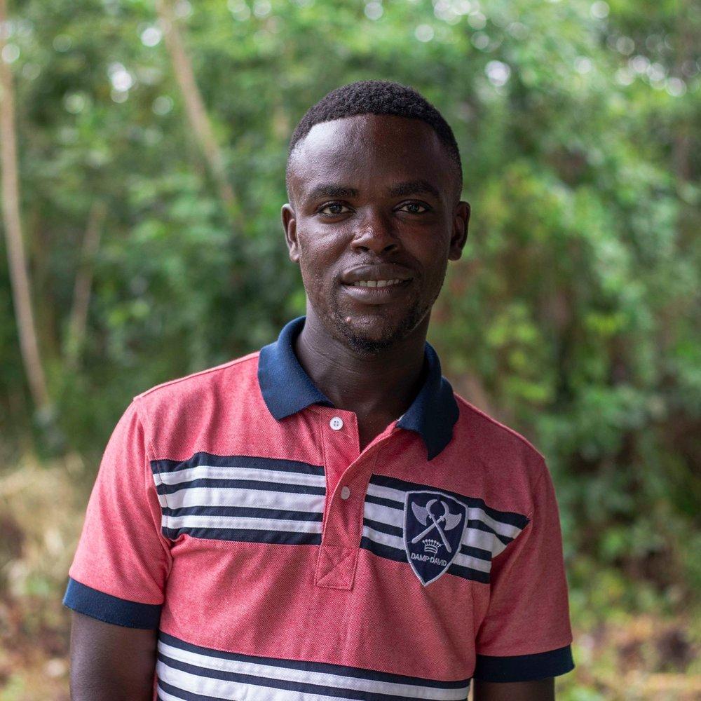 Ebenezer Kwasi Okoh   Community Liaison