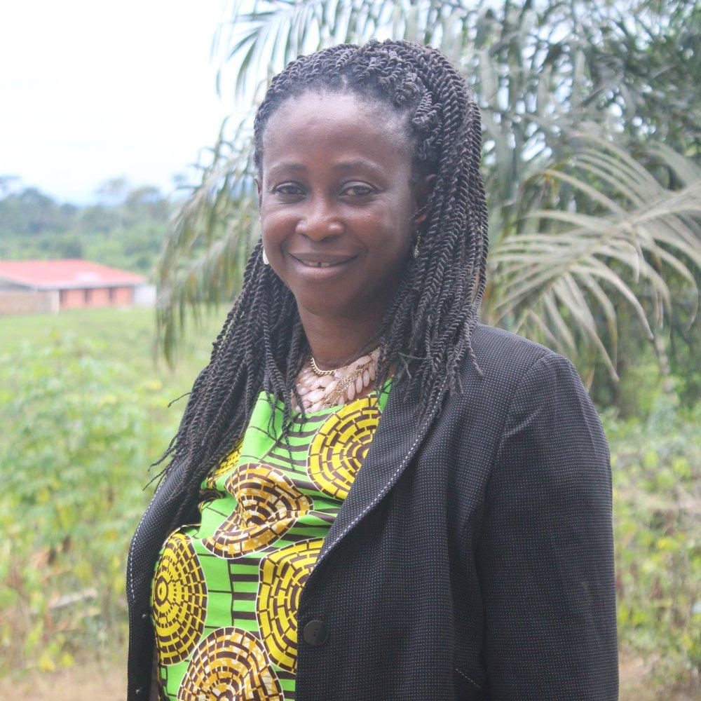 Janet Anafo   Headmistress