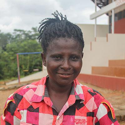 Joyce Baah   Janitor
