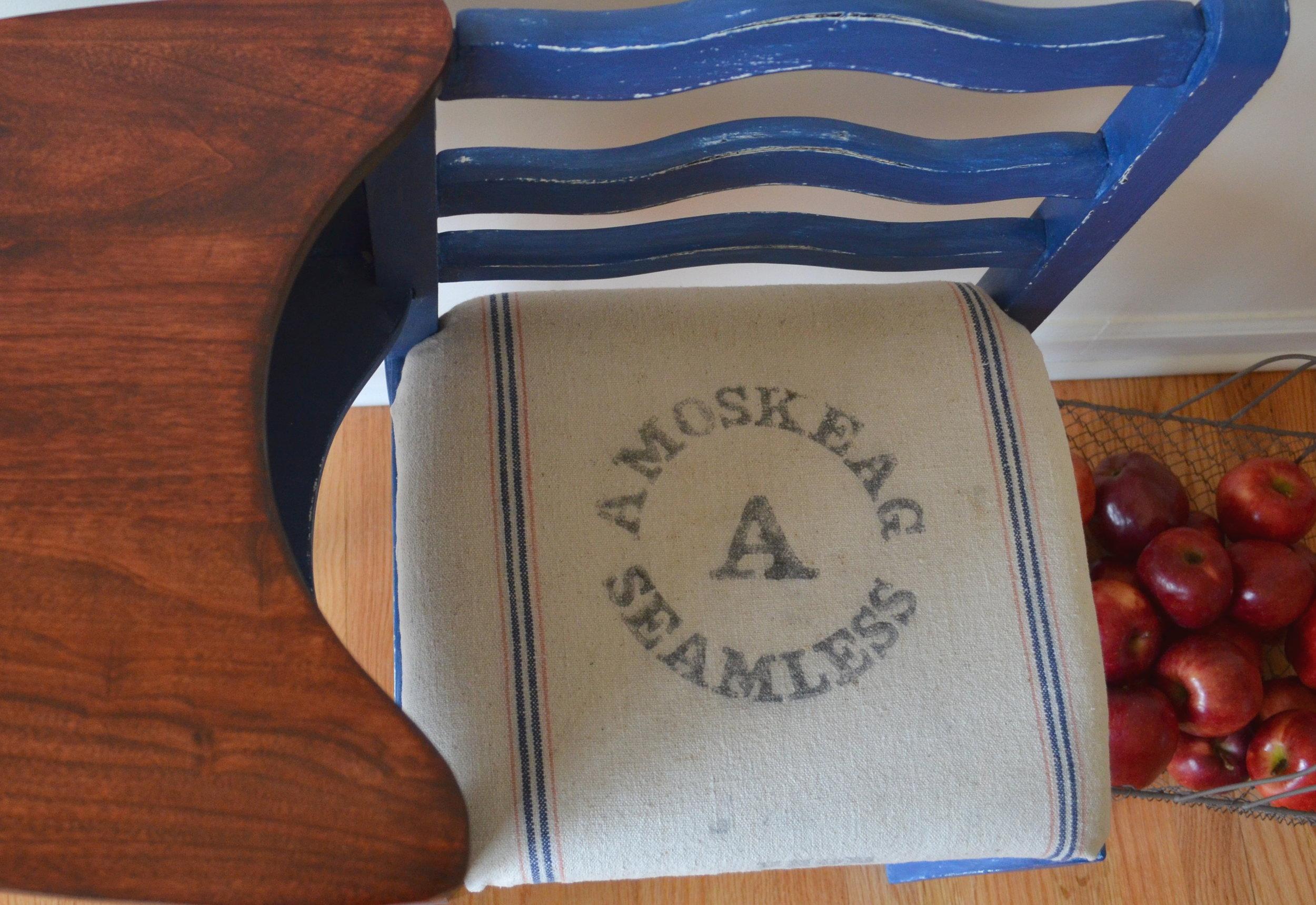 Annie Sloan Gossip Bench Napoleonic Blue Chalk Paint3