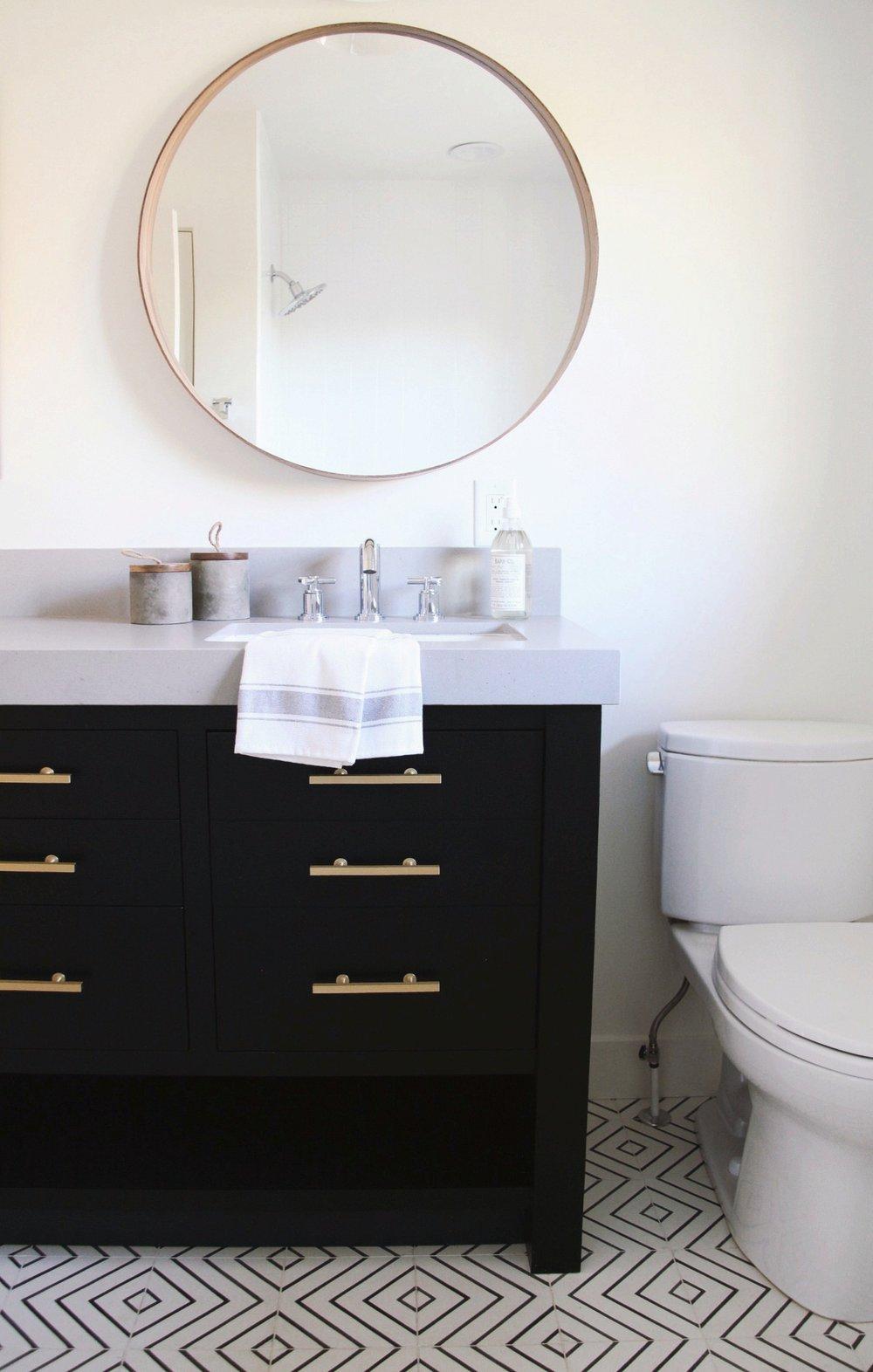 Bathroom Sink Country Club