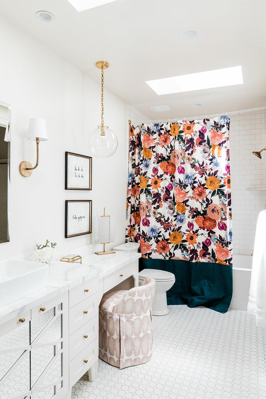 Girl Bathroom Sunrise Drive