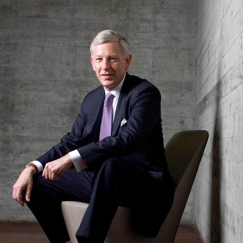 Dominic Barton - Global Managing Partner Emeritus, McKinsey & Company