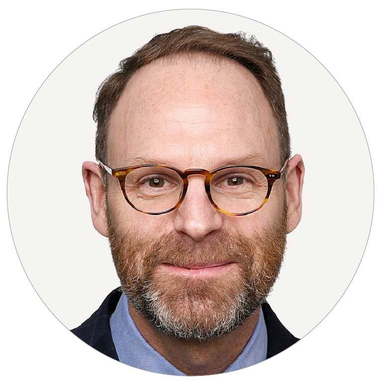 Konrad Yakabuski - Columnist, The Globe and Mail