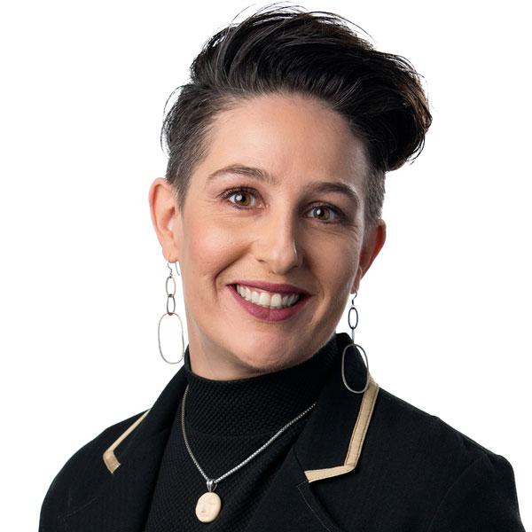 Lisa Mooney – Global Lead, Sustainability & Strategic Inclusion, Nutrien Ltd.